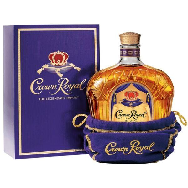 Crown Royal whisky pdd. 0,7L 40%