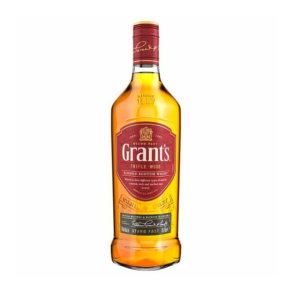 Grants whisky 0,7L 40%