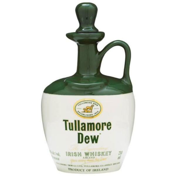 Tullamore Dew whiskey kerámia kancsóban 0,7L 40%