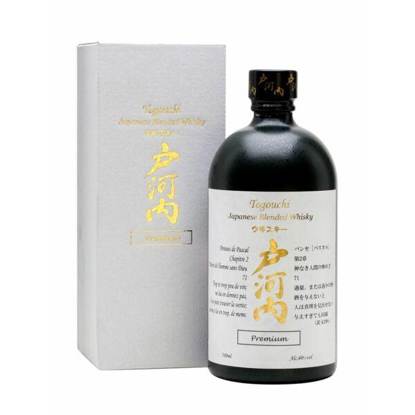 Togouchi Blended whisky pdd. 0,7L 40%
