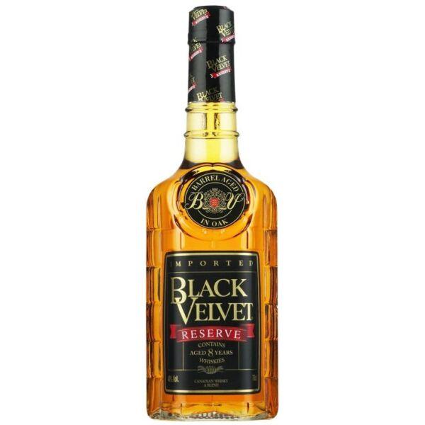 Black Velvet Reserve 8 years whisky 1L 40%