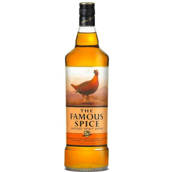 Famous Grouse Spice whisky 1L 35%