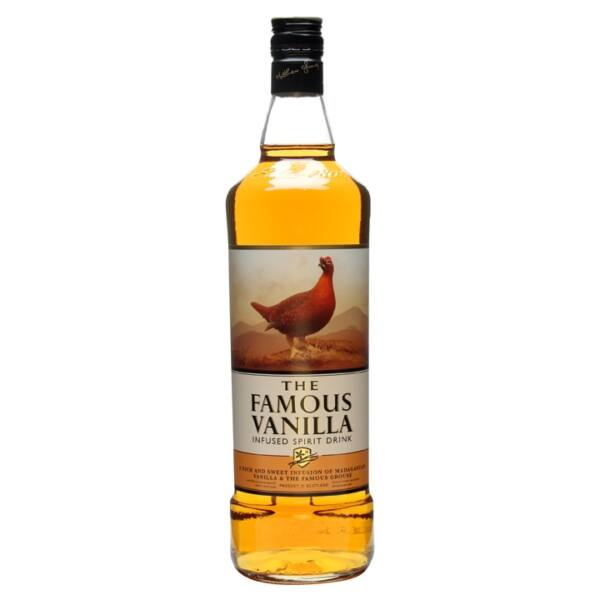 Famous Grouse Vanilla whisky likőr 1L 35%