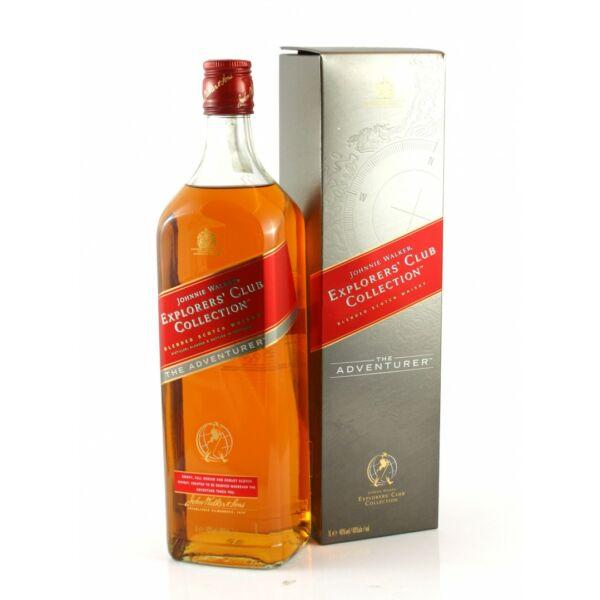 Johnnie Walker Explorer's Club Collection - The Adventurer whisky dd. 1L 40%