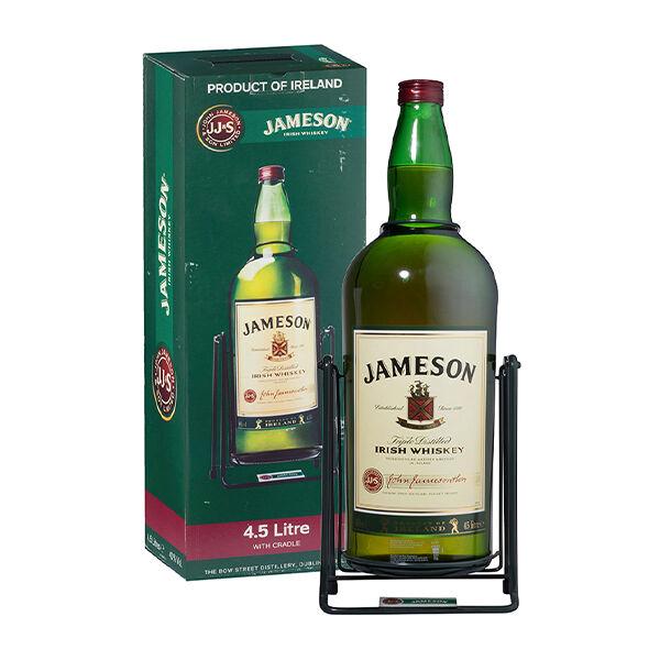 Jameson whisky 4,5L 40%