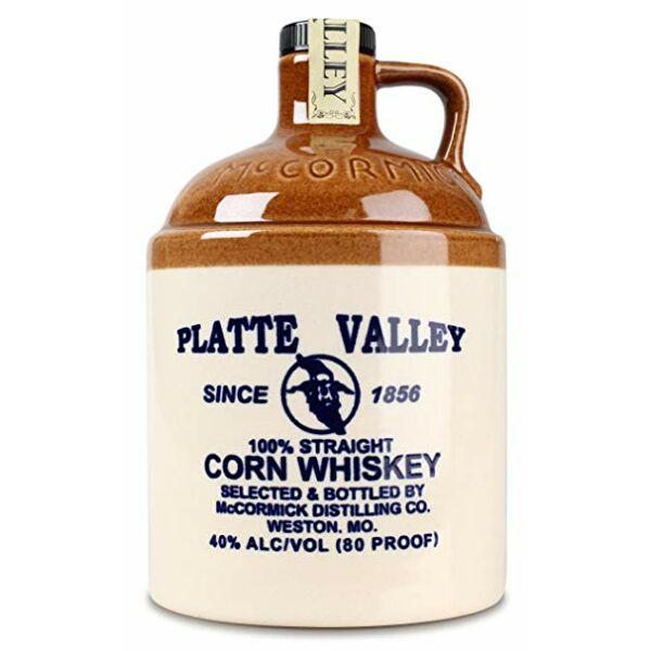 Platte Valley Corn 3 years kerámiában 40% 0,2L