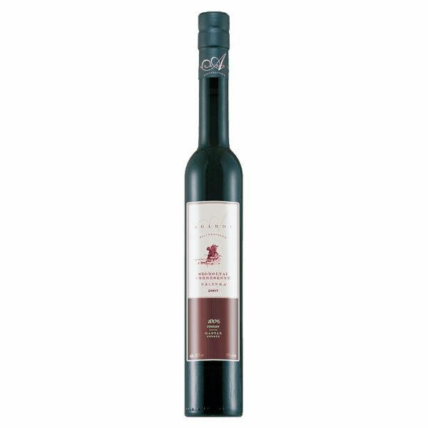 Agárdi Prémium Érlelt szomolyai cseresznye pálinka 0,35L 40%