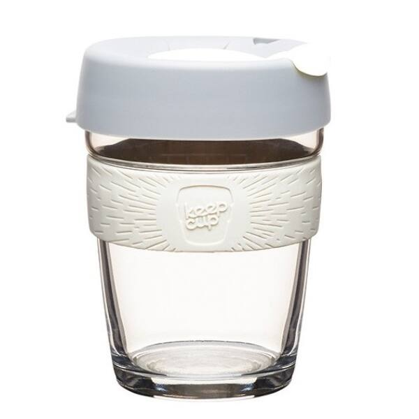 KeepCup Brew Café üveg pohár kávés termosz CINO 360 ml