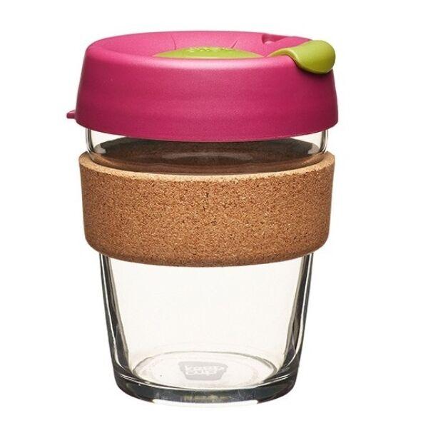 KeepCup brew to go cinnamon parafa/üveg pohár 360 ml