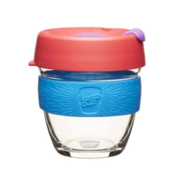 KeepCup brew to go üveg  pohár Hibiscus 240 ml