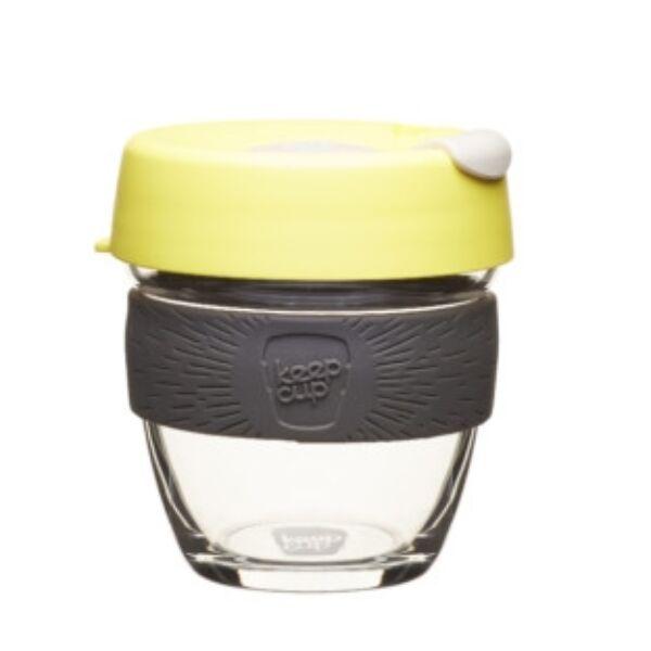 KeepCup brew to go üveg  pohár Honey 240 ml