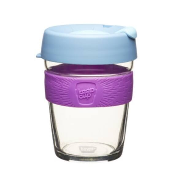 KeepCup brew to go üveg  pohár Lavender  360 ml
