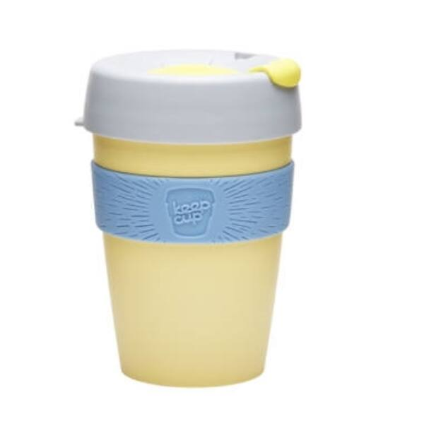 KeepCup original to go pohár lemon 360 ml