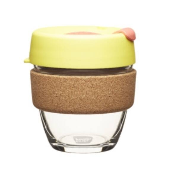 KeepCup brew to go Saffron parafa/üveg  pohár 240 ml