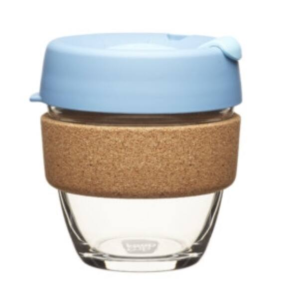 KeepCup brew to go Rock Salt parafa/üveg  pohár 240 ml