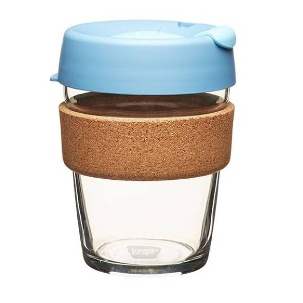 KeepCup brew to go Rock Salt parafa/üveg pohár 360 ml