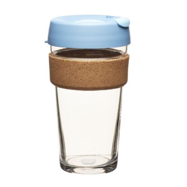 KeepCup brew to go Rock Salt parafa/üveg  pohár 480 ml