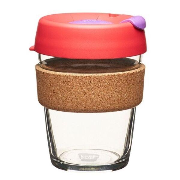 KeepCup brew to go Sumac parafa/üveg pohár 360 ml
