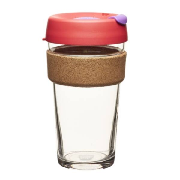 KeepCup brew to go Sumac parafa/üveg  pohár 480 ml