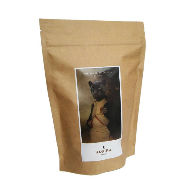 Bagira Brazil szemes kávé 250g