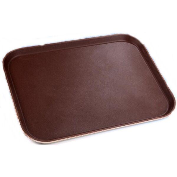 Csúszásmentes pincértálca 35,5x 45,5 cm