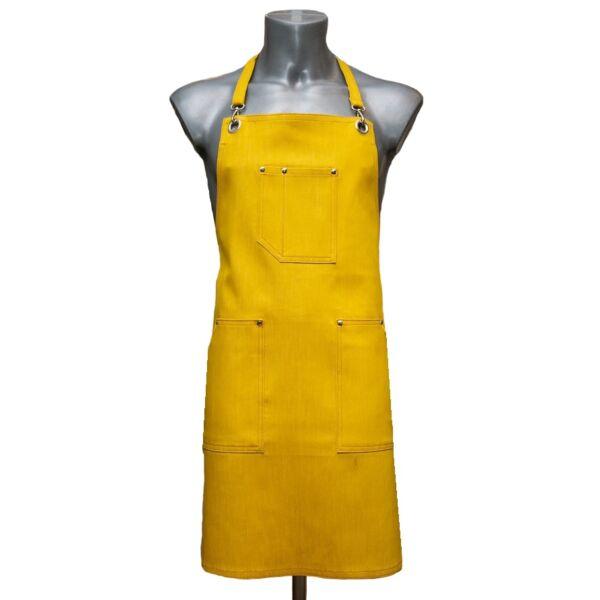 Farmer kötény A2 sárga