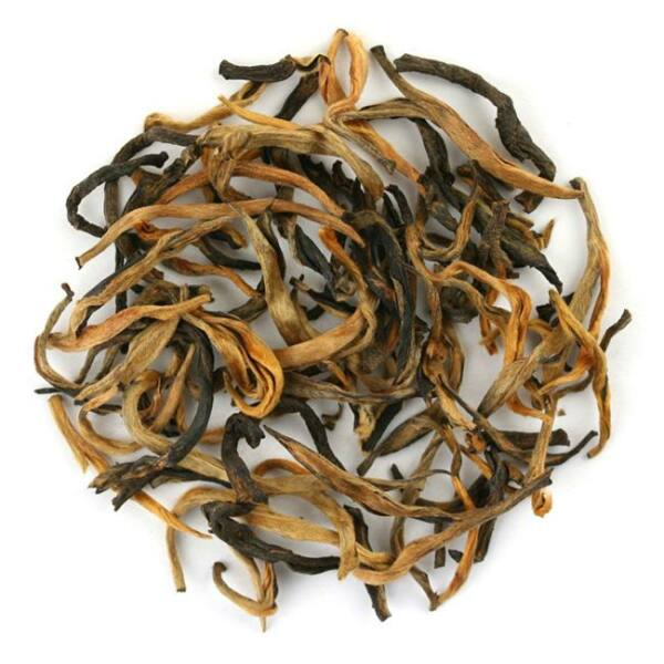 Chiswick Yunnan Gold Szálas Tea 50 gr fém díszdobozban