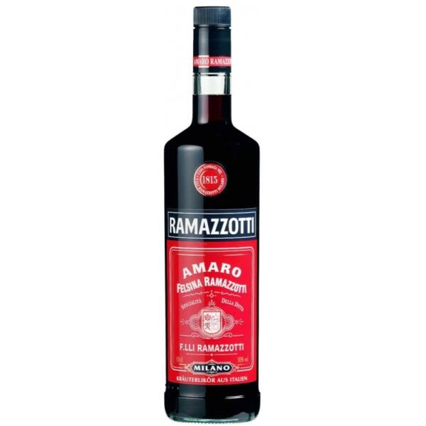 Ramazzotti Amaro bitter 0,7L 30%