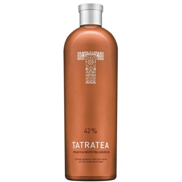 Tatratea Barack tea likőr 0,7L 42%