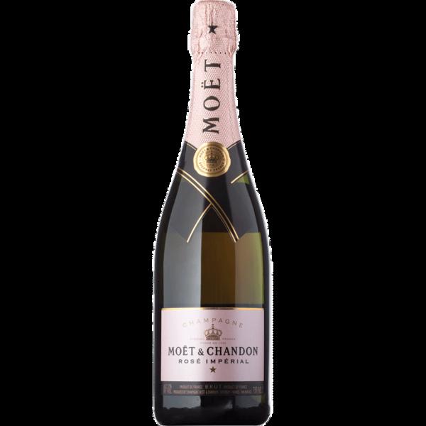 Moet & Chandon Rosé Imperial Champagne 0,75L 12%