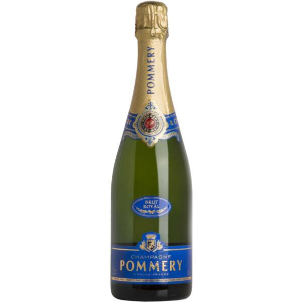 Pommery Brut Royal Champagne 0,75L 12,5%