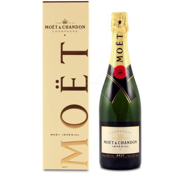 Moet & Chandon Brut Imperial Champagne dd. 0,75L 12%