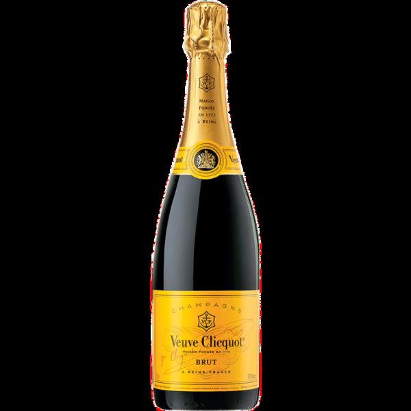 Veuve Clicquot Brut Champagne 0,75L 12%