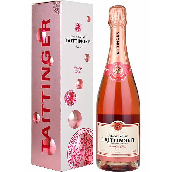 Taittinger Rose Brut Champagne pdd. 0,75L 12,5%