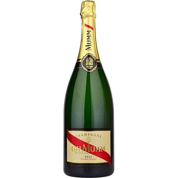 Mumm Cordon Rouge Champagne száraz 1,5L 12%