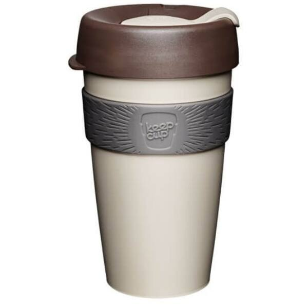 KeepCup original to go pohár kávés termosz NATURAL 480 ml