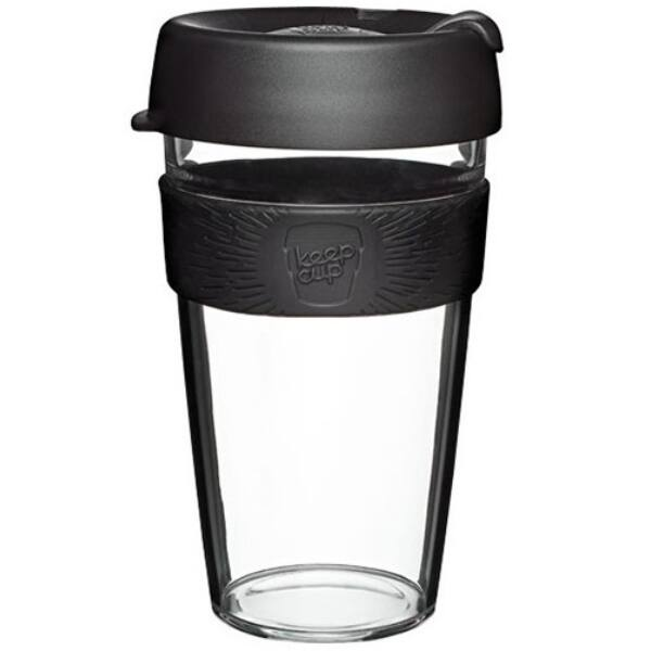 KeepCup clear plasztik to go pohár kávés termosz ORIGIN 480 ml