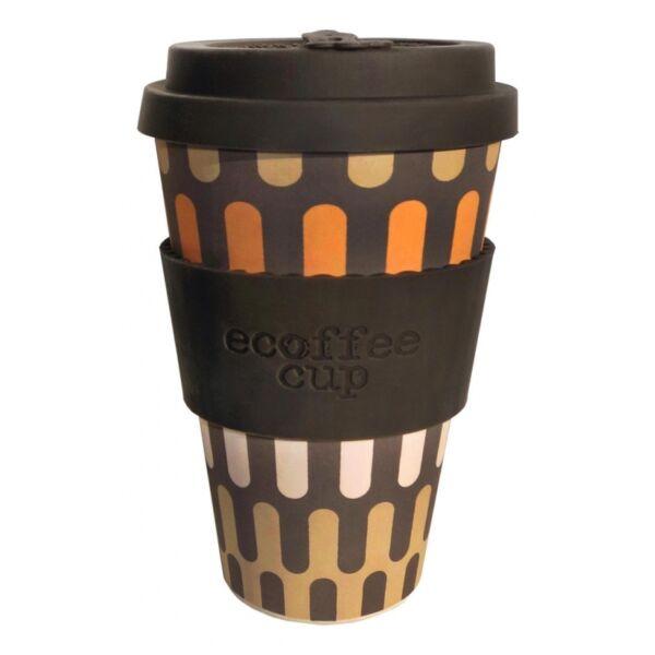 Ecoffee Cup hordozható kávéspohár-Girona 400ml