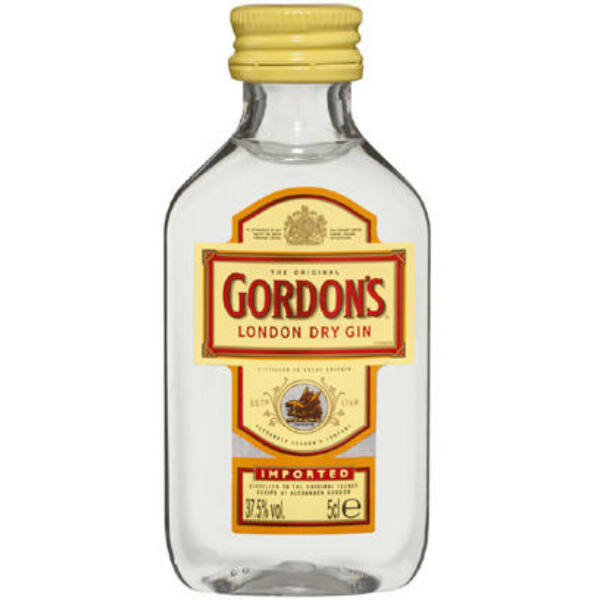 Gordon's Dry Gin 0,05L 37,5%