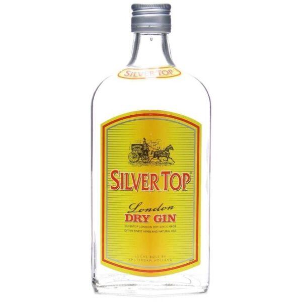Bols Silver Top Dry Gin 0,7 37,5%
