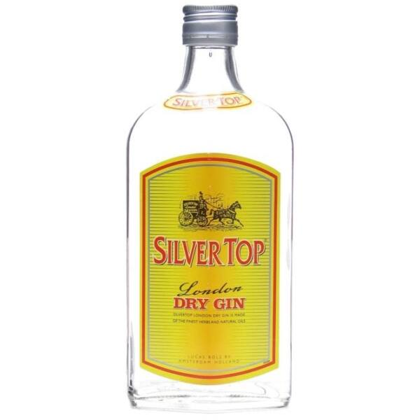 Bols Silver Top Dry Gin 0,7 37,5%