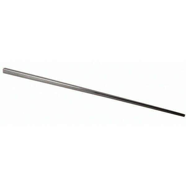 Japán evőpálcika fém 23 cm 1db