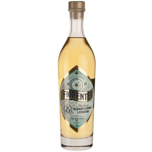 Fiorente Elderflower Liqueur bodzalikőr 0,7L 20%