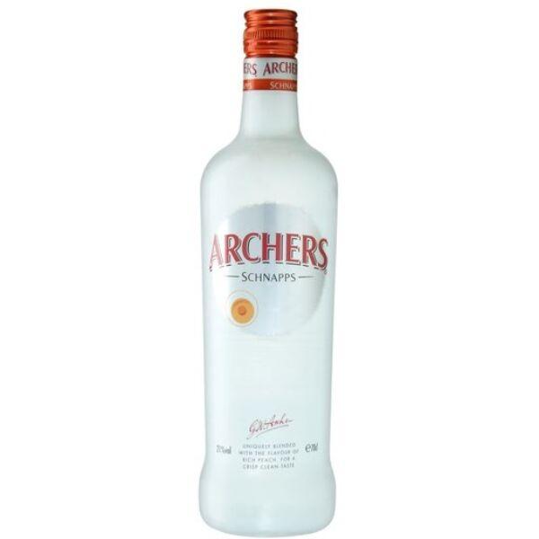 Archers Peach likőr 1L 18%