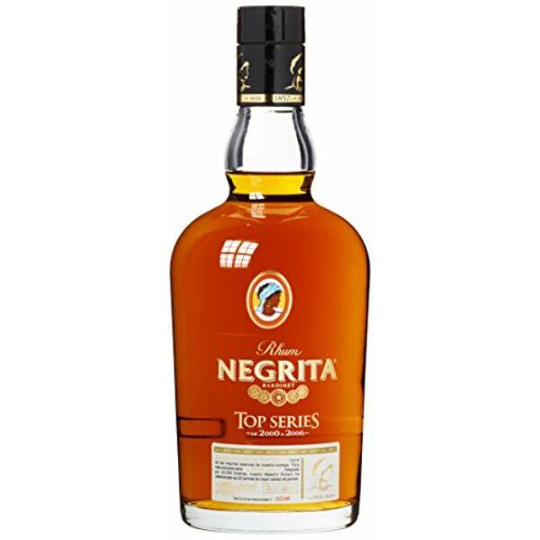 Rhum Negrita Top Series 2000-2006 38% 0,7