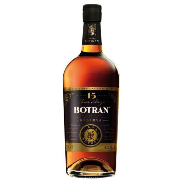 Botran Reserva 15 years rum 0,7L 40%