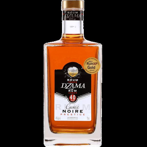 Dzama Noire Cuvee Prestige rum 0,7L 40%