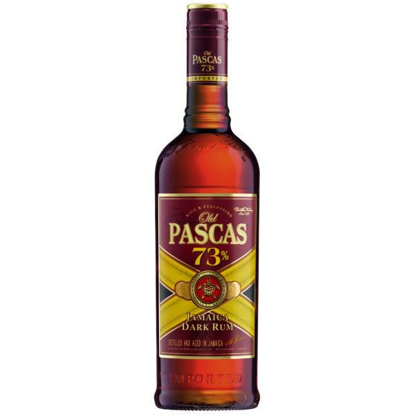 Old Pascas Rum 0,7L 73%