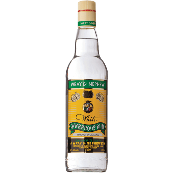 Wray & Nephew fehér rum 0,7L 63%