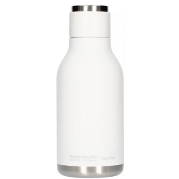 Asobu Urban hőtartó termosz fehér 460ml